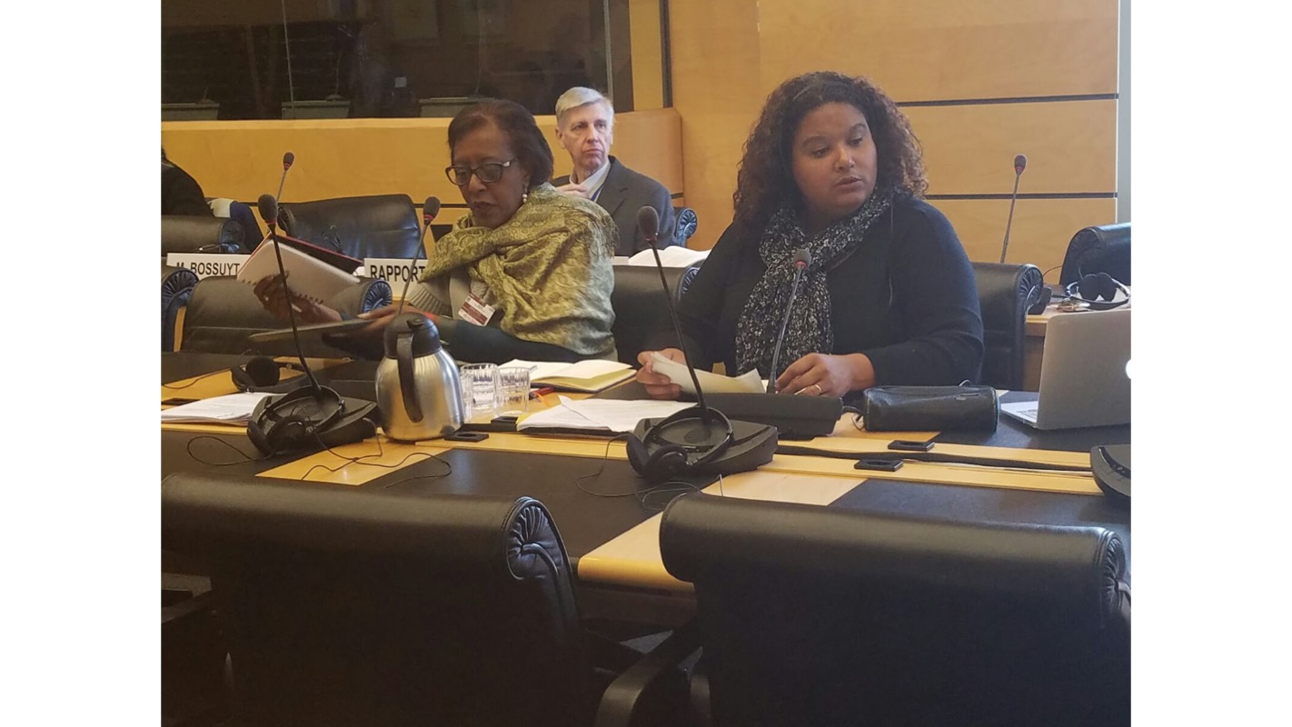 Institute supports NGO participation at UN CERD Review of Argentina and Uruguay in Geneva