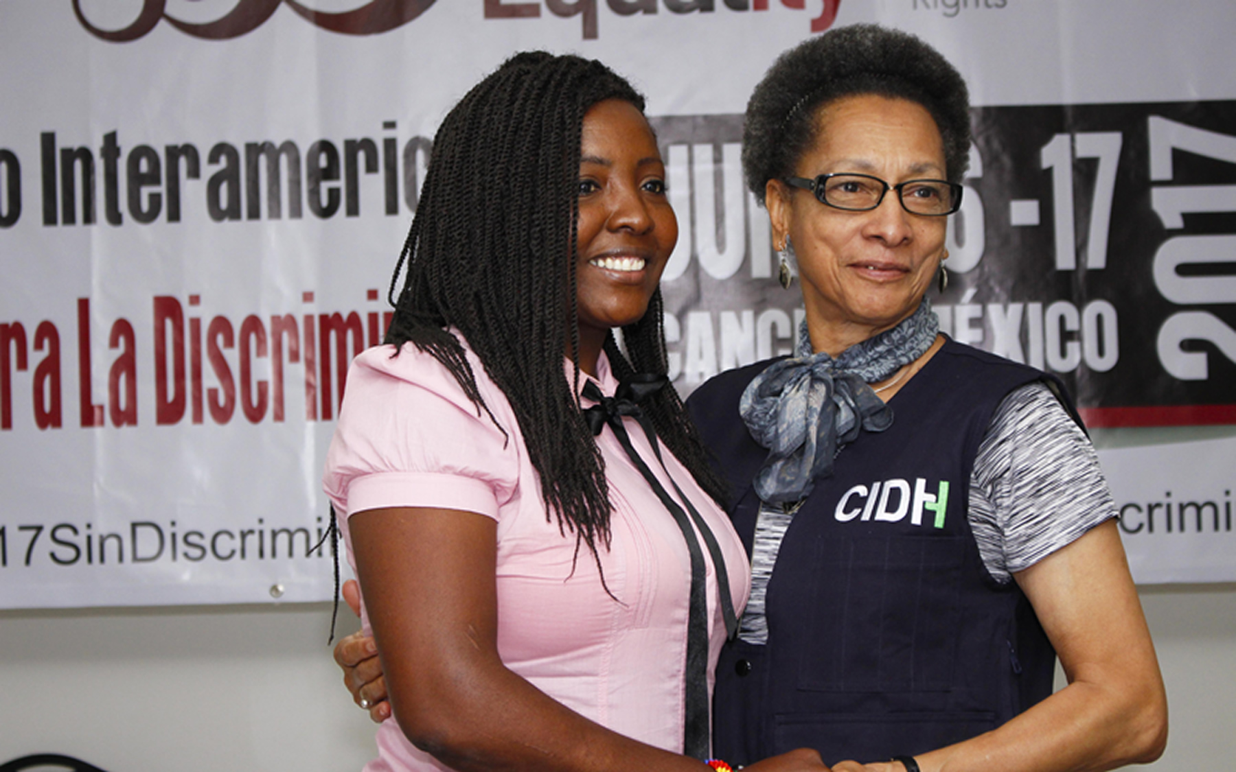 Interview with Margarette Macaulay: Rapporteur on the Rights of Afro-descendants