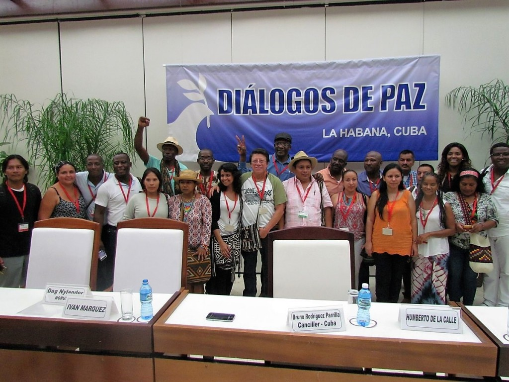 """Peace Agreement and Afro-Colombians, One Year Later:  """"Peace is Costing Us Our Lives"""""""
