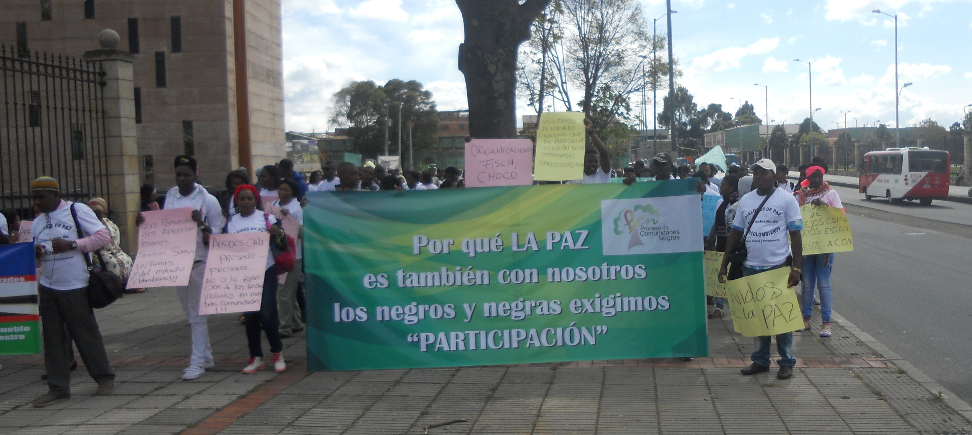 Afro-Colombians and Human Rights: What the Incoming President and the Opposition Must Guarantee!