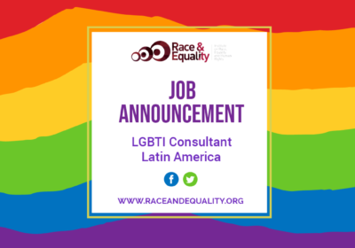Job Announcement – LGBTI Consultant to Latin America