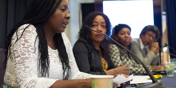 The Colombian state's failure to protect the rights of displaced Afro-Colombian communities denounced before the IACHR