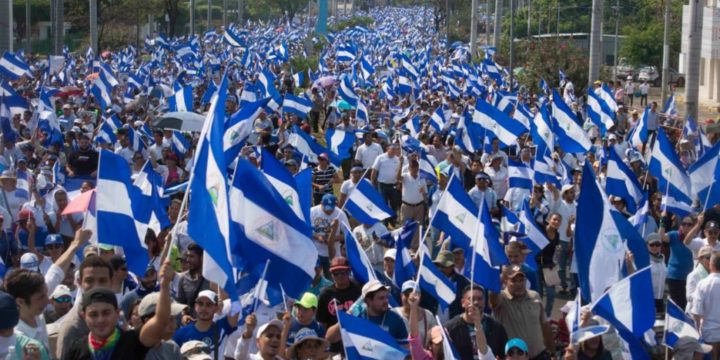 Public Announcement: Ongoing Crisis in Nicaragua