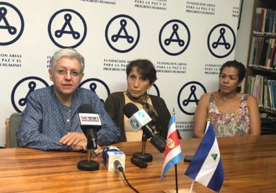 Human rights defender was stripped of her Nicaraguan nationality and expelled arbitrarily by the authorities