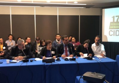 Nicaraguan human rights defenders denounce new escalation of repression and the IACHR reiterates its commitment to the population and NGOs that promote human rights