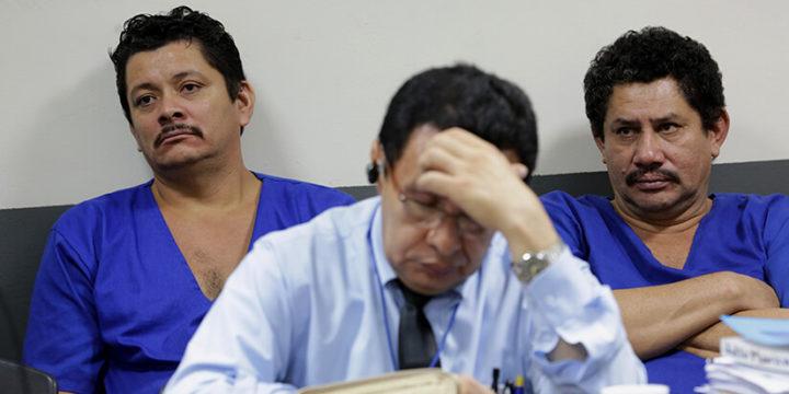 Presos políticos de Nicaragua: condenan a 216, 210 y 159 años de prisión a tres campesinos