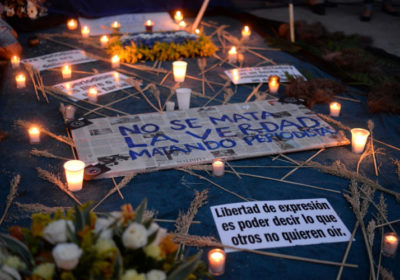 Attacks against independent journalists escalate alarmingly in Nicaragua and international community reacts