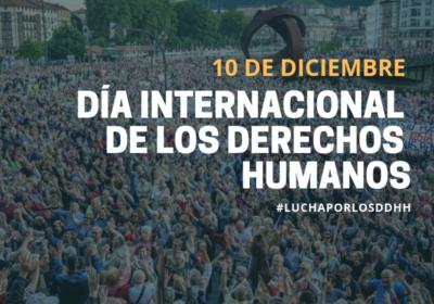 ¡Por los derechos, por la vida! – Día Internacional de los Derechos Humanos