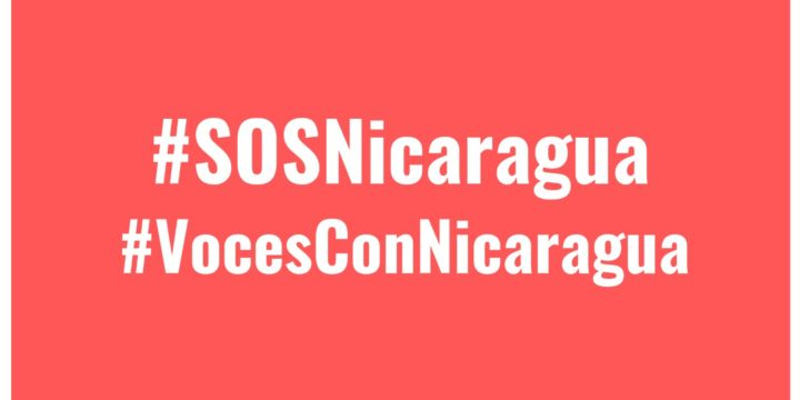 PRONUNCIAMIENTO Continúan agresiones contra organizaciones defensoras de derechos humanos en Nicaragua