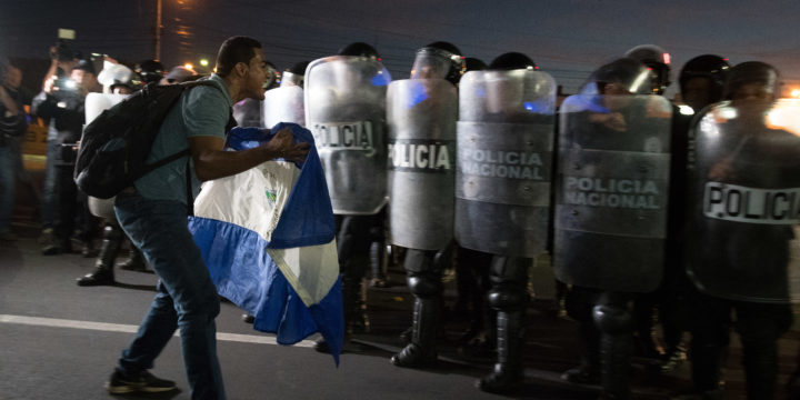 International Organisations Establish International Observatory of the Human Rights Situation in Nicaragua