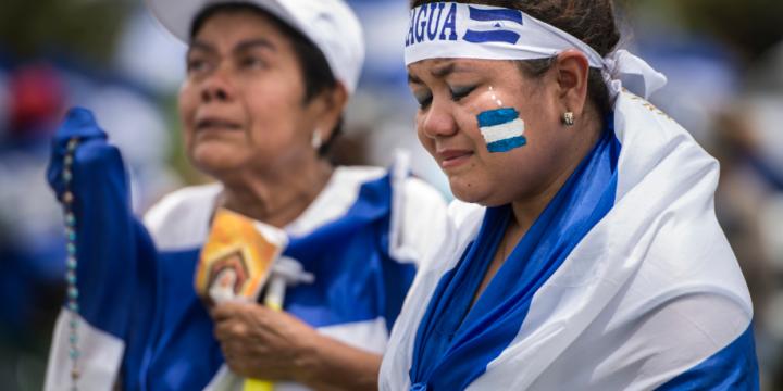PRONUNCIAMIENTO: Acogemos los intentos por regresar al diálogo en Nicaragua, pero con garantías de respeto a los derechos humanos