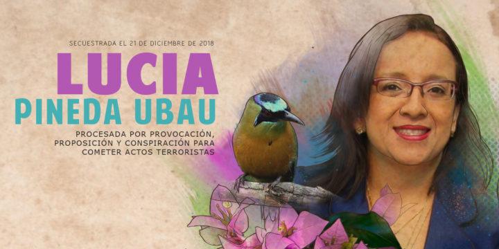 Lucía Pineda, periodista nicaragüense apresada por informar, recibe medidas cautelares de la CIDH
