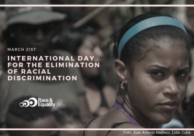 Race and Equality Recognizing the International Day for the Elimination of Racial Discrimination