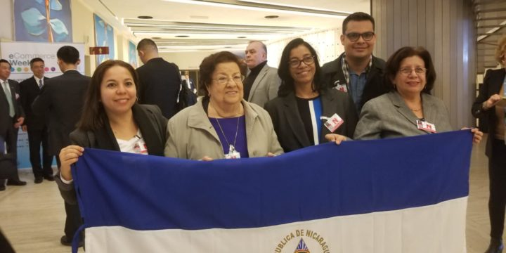 Nicaraguan delegation describes the situation of its country to the UN Human Rights Council before the next UPR
