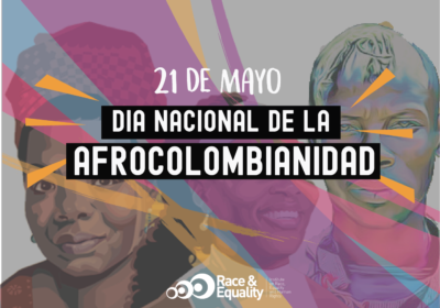 Afro-Colombians, be strong, and hope for peace in your country!