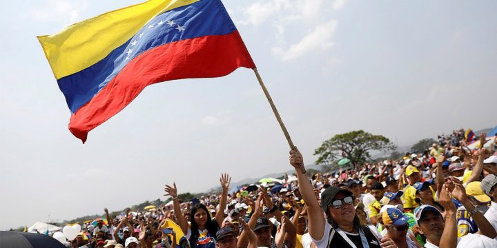 Race and Equality Calls for Peace, Justice and Democracy for Venezuela