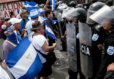 Organizaciones exigen liberación de presos/as políticas en Nicaragua