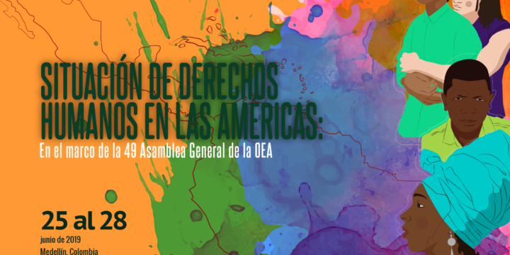 Civil Society Organizations from Latin America and the Caribbean will participate at the 49th OAS General Assembly