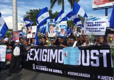 Rechazamos la Ley de Atención Integral a Víctimas de la crisis de Nicaragua