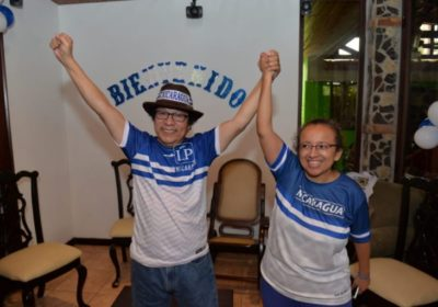 Journalists Lucía Pineda and Miguel Mora, as well as 100 other political prisoners from Nicaragua, were released from prison