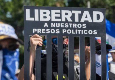 Demandamos al Gobierno de Nicaragua la inmediata liberación de los 86 prisioneros políticos que continúan encarcelados