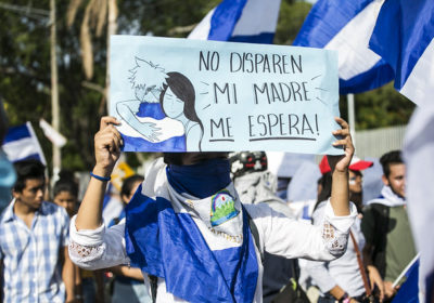 Crisis in Nicaragua: extrajudicial killings, detentions and persecution continue