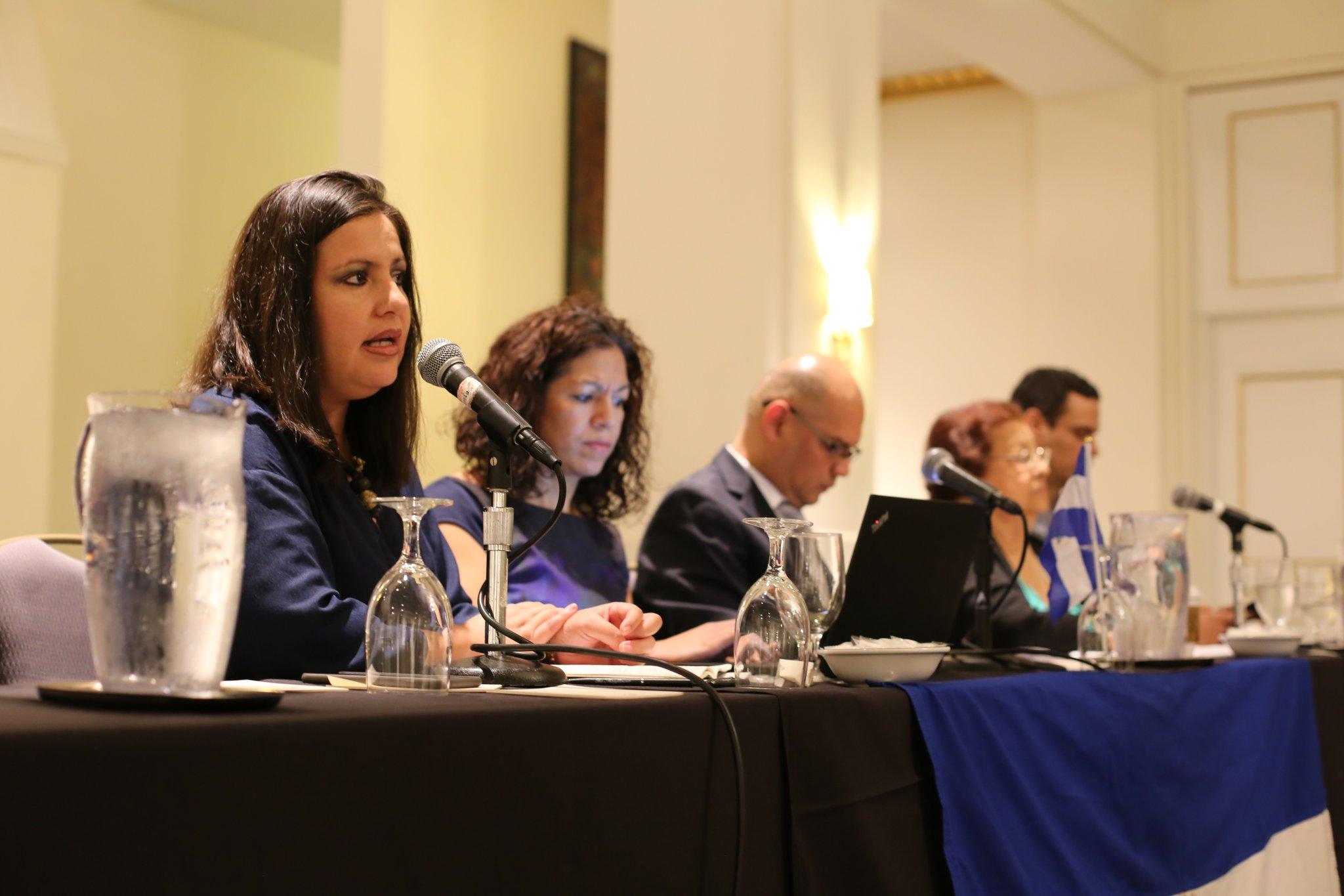Voces de Nicaragua analizan crisis de derechos humanos en Nicaragua y plantean recomendaciones para garantizar la verdad, la justica y el restablecimiento de un orden democrático.