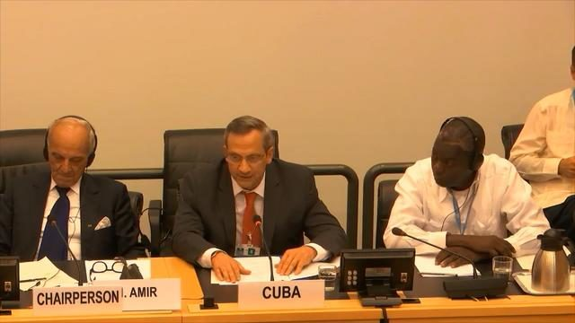 Cuba denies existence of racial discrimination to the UN CERD Commitee