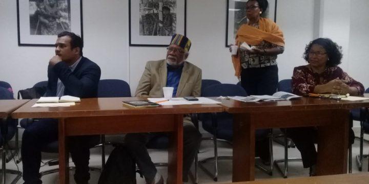 Proceso censal 2020 de Panamá y la participación de su población Afrodescendiente, CEPAL