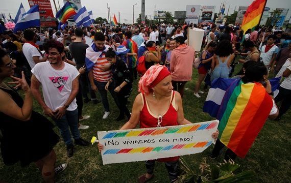 RAZA E IGUALDAD DENUNCIA LA CACERÍA DE DEFENSORES Y DEFENSORAS DE DERECHOS HUMANOS LGBTI EN NICARAGUA A MANOS DEL GOBIERNO DE DANIEL ORTEGA