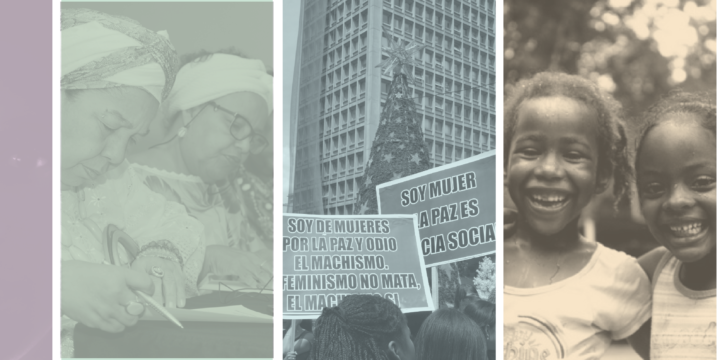 International Women's Day: WE ARE WOMEN IN THE STRUGGLE AND ALL OF US ARE DIVERSE!