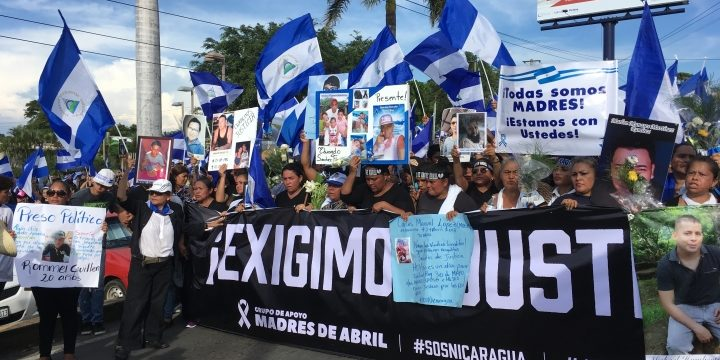 "Statement on the Occasion of the Resolution to be Voted on by the UN Human Rights Council: ""Promoting and Protecting Human Rights in Nicaragua"""