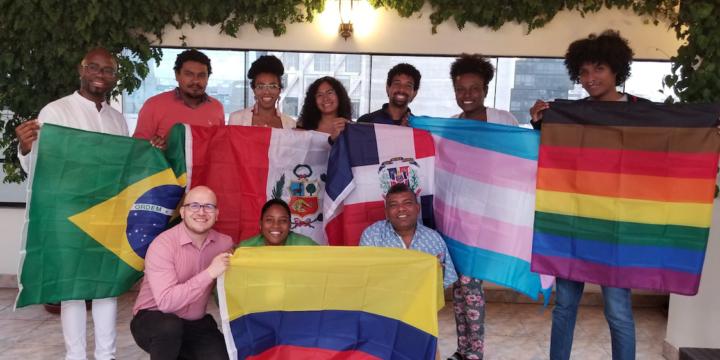 Líderes y lideresas Afro LGBTI participan de la 3ª jornada de trabajo para el fortalecimiento y visibilidad de organizaciones Afro-LGBTI en Perú