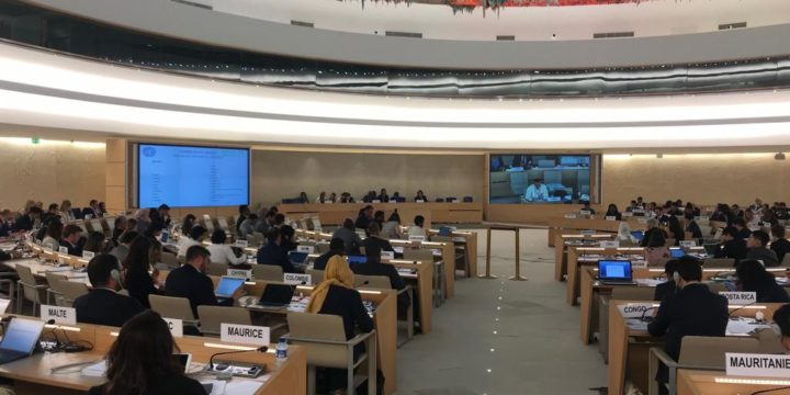 Venezuela, Nicaragua and LGBTI issues: key points of the 41st session of the UN Human Rights Council