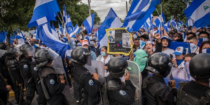 Nicaraguan authorities' repression of activists, human rights defenders, and journalists intensifies
