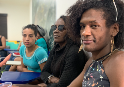 """SANKOFA: """"Back to the past to resignify the present"""": The reality of Black transgender and travesti women in Brazil"""
