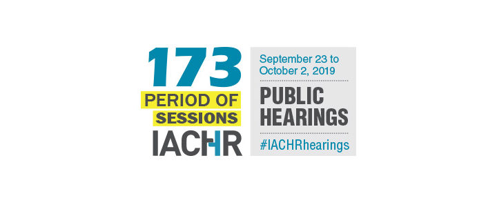 Civil society from Cuba and Nicaragua will expose human rights violations at the 173rd period of sessions of the IACHR