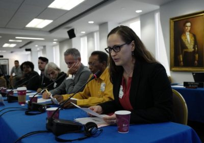 """""""Despite the constitutional reform, human rights continue to be violated systematically in Cuba"""": Cuban activists testify before the Inter-American Commission on Human Rights"""