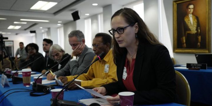 """Despite the constitutional reform, human rights continue to be violated systematically in Cuba"": Cuban activists testify before the Inter-American Commission on Human Rights"