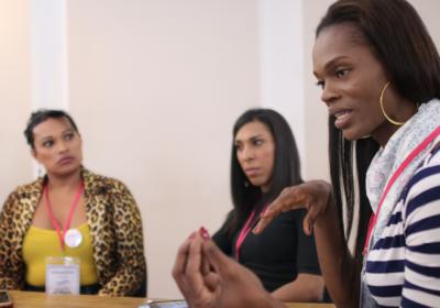 """""""La odisea de ser mujer afrodescendiente y trans en Colombia"""""""