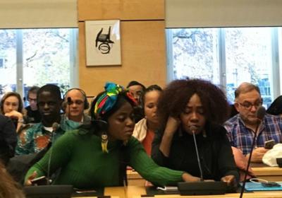 Con la participación de organizaciones de la sociedad civil afrocolombiana, Colombia es revisado por el Comité Antirracismo de la ONU