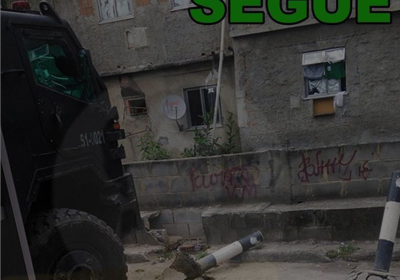 Police Violence in the Mare Favela: the daily life of a Brazilian trans leader