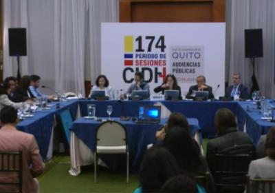 Organizaciones denuncian ante la CIDH la falta de independencia del sistema judicial en Nicaragua