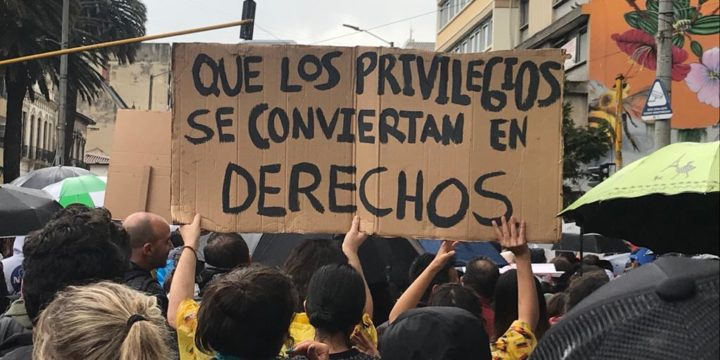 Human Rights Day: We Remain Committed to the Defense of Human Rights in Latin America