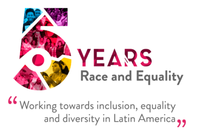 Five years working towards inclusion, equality, and diversity in Latin America""
