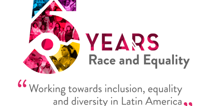 """Five years working towards inclusion, equality, and diversity in Latin America"""""""