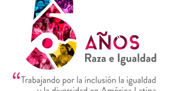 Cinco años trabajando por la inclusión, igualdad y diversidad en America Latina