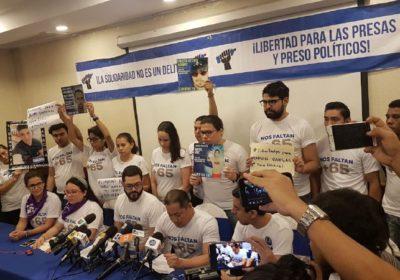 91 presos políticos son excarcelados en Nicaragua, asedio continúa