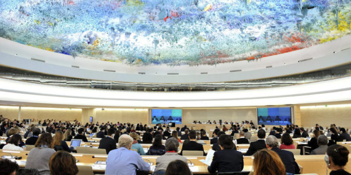 Human Rights Council will strengthen its monitoring of the situation in Nicaragua