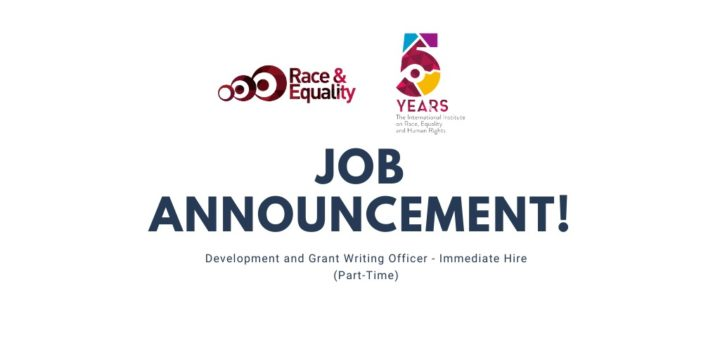 JOB ANNOUNCEMENT: DEVELOPMENT AND GRANT WRITING OFFICER (Part Time)